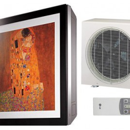 LG ArtCool Inverter A 12 AW1