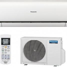 Panasonic Deluxe Inverter (Малайзия) CS/CU-E24PKD