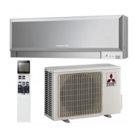 Mitsubishi Electric Design Inverter MSZ-EF35VE / MUZ-EF35VE